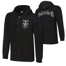 """The Undertaker """"25 Years of the Undertaker"""" Full-Zip Youth Hoodie Sweatshirt"""