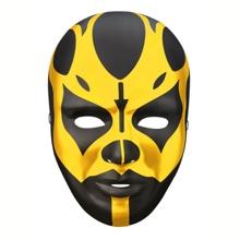 Goldust Plastic Mask