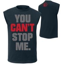 "John Cena ""You Can't Stop Me"" Muscle T-Shirt"