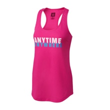 "CENA Training ""Anytime, Anywhere"" Women's Racerback Tank Top"