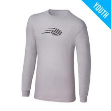 CENA Training Logo Youth Long Sleeve T-Shirt