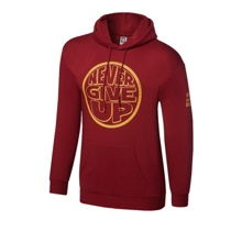 "John Cena ""Never Give Up"" Pullover Hoodie Sweatshirt"