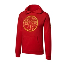 "John Cena ""Never Give Up"" Youth Pullover Hoodie Sweatshirt"