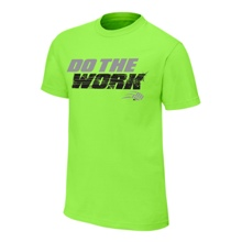 "CENA Training ""Do The Work"" T-Shirt"