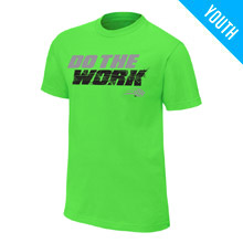 "CENA Training ""Do The Work"" Youth T-Shirt"