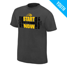 "CENA Training ""Start Now"" Youth T-Shirt"