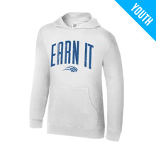 "CENA Training ""Earn It"" Youth Pullover Hoodie Sweatshirt"