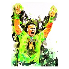 John Cena 11 x 14 Art Print