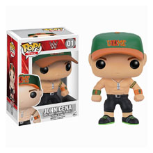 John Cena Orange POP! Vinyl Figure