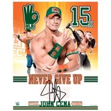John Cena 11″ x 14″ Signed Photo