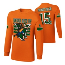 "John Cena ""15X"" Long Sleeve T-Shirt"