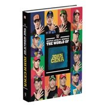 Hustle, Loyalty, Respect – The World of John Cena Hardcover Book