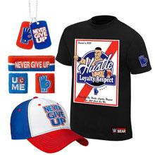 """John Cena """"HLR"""" T-Shirt Package"""