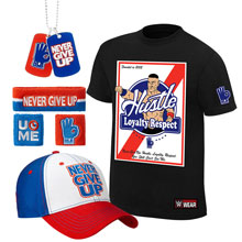 "John Cena ""HLR"" Youth T-Shirt Package"