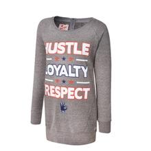 "John Cena ""HLR"" Women's Tri Blend Sweatshirt"