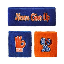 "John Cena ""Respect. Earn It."" Sweatband Set"