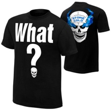 Stone Cold Steve Austin What Retro T-Shirt