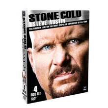 Stone Cold Steve Austin: The Bottom Line on the Most Popular Superstar of All Time DVD