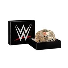 Stone Cold Smoking Skull Championship Belt Buckle