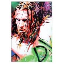 Triple H 24″ x 36″ Poster