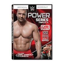 WWE Power Series: Triple H DVD