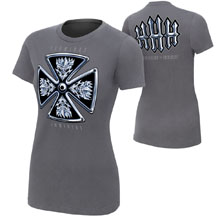 """Triple H """"Termination is Imminent"""" Women's Authentic T-Shirt"""