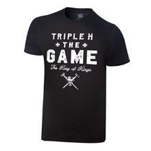 "Triple H ""The Game"" Vintage T-Shirt"