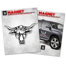 The Rock Car Magnet