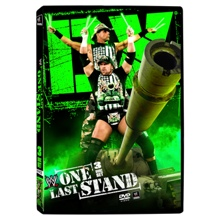 DX One Last Stand DVD
