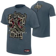 "Randy Orton ""Far Beyond Mercy"" Authentic T-Shirt"