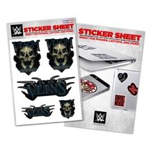 Randy Orton Vinyl Sticker Sheet
