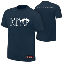 "Randy Orton ""#OuttaNowhere"" Authentic T-Shirt"