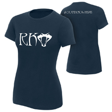 "Randy Orton ""#OuttaNowhere"" Women's Authentic T-Shirt"