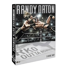 Randy Orton: RKO Outta Nowhere DVD