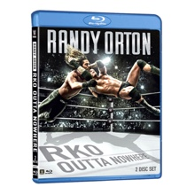 Randy Orton: RKO Outta Nowhere Blu-Ray