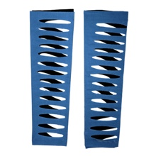 Jeff Hardy Royal Blue Arm Sleeves