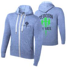 """The Hardy Boyz """"Reborn By Fate"""" Lightweight Hoodie Sweatshirt"""