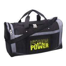 "Hulk Hogan ""Python Power"" Gym Bag"