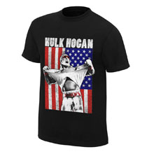 "Hulk Hogan ""Real American"" T-Shirt"
