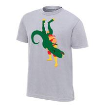 """Hulk Hogan """"T-Rex Slam"""" T-Shirt"""