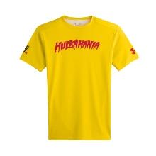 "Hogan ""Hulkamania"" Under Armour Compression T-Shirt"