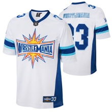 WrestleMania 33 Football Jersey