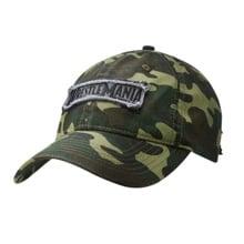 WrestleMania 33 Camo Baseball Hat