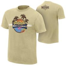 "WrestleMania 33 ""Sand"" Vintage T-Shirt"