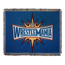 WrestleMania 33 Tapestry Blanket