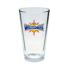 WrestleMania 33 Toon Tumbler Pint Glass