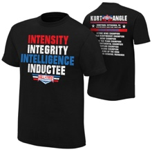 Kurt Angle 2017 Hall of Fame T-Shirt
