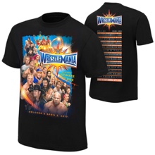 WrestleMania 33 Youth Event T-Shirt