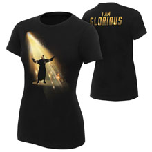 "Bobby Roode ""I Am Glorious"" Women's Authentic T-Shirt"