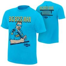 """Big Bossman """"Hall of Fame 2016"""" T-Shirt"""